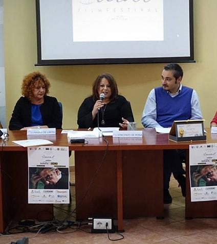 Conferenza di presentazione della X Edizione del Social Film Festival ArTelesia